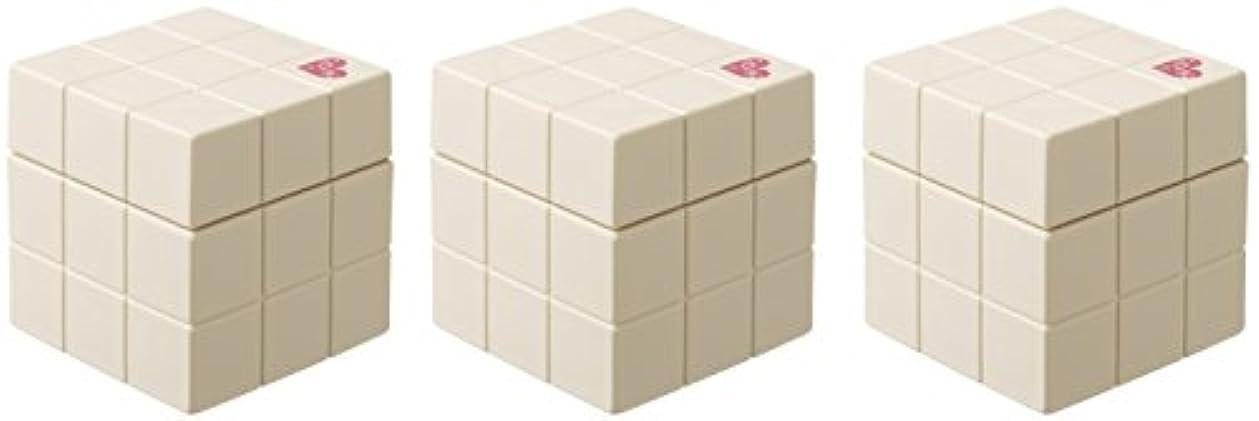 今まで謎キャリッジ【X3個セット】 アリミノ ピース プロデザインシリーズ グロスワックス ホワイト 80g