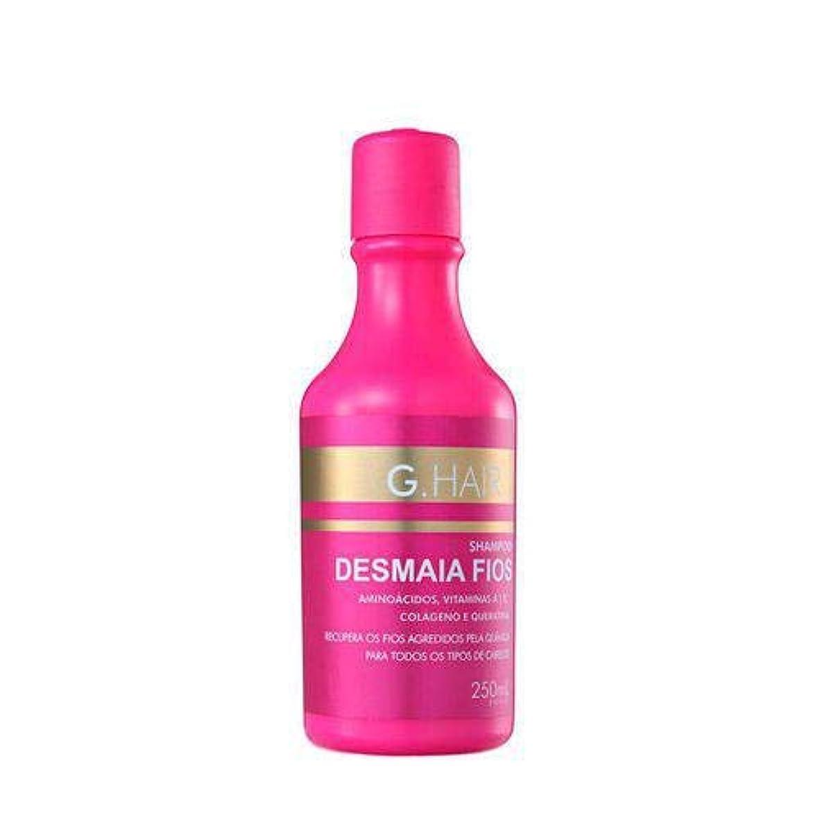 合理化神マットBrazilian Desmaia Fios - 塩なしシャンプー250ml