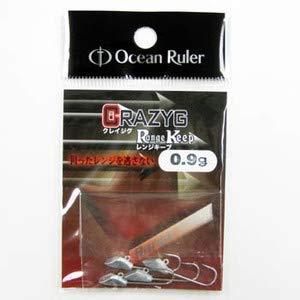 OceanRuler(オーシャンルーラー) NereiD クレイジグ レンジキープ 0.9g/#6