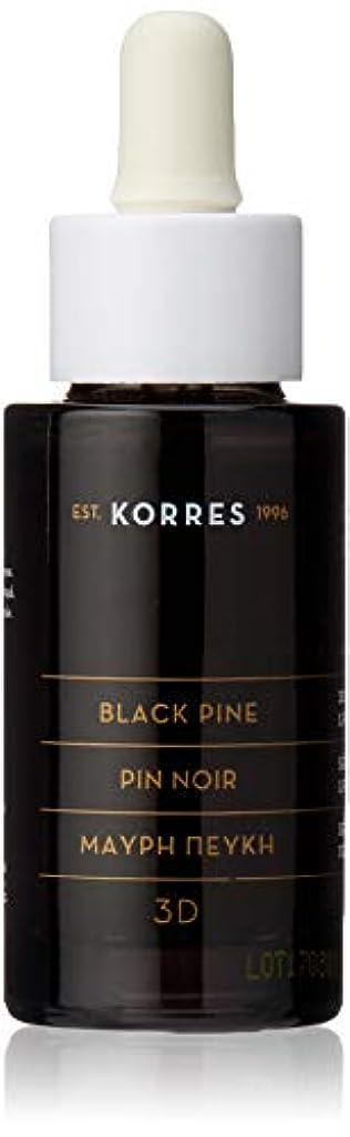 社会科振るに対処するコレス(KORRES) コレスナチュラルプロダクト ブラックパイン ファーミングフェイスセラム 30mL 美容液