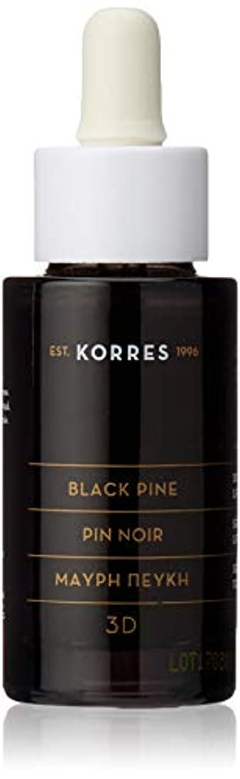 ラオス人説明する絶縁するコレス(KORRES) コレスナチュラルプロダクト ブラックパイン ファーミングフェイスセラム 30mL 美容液