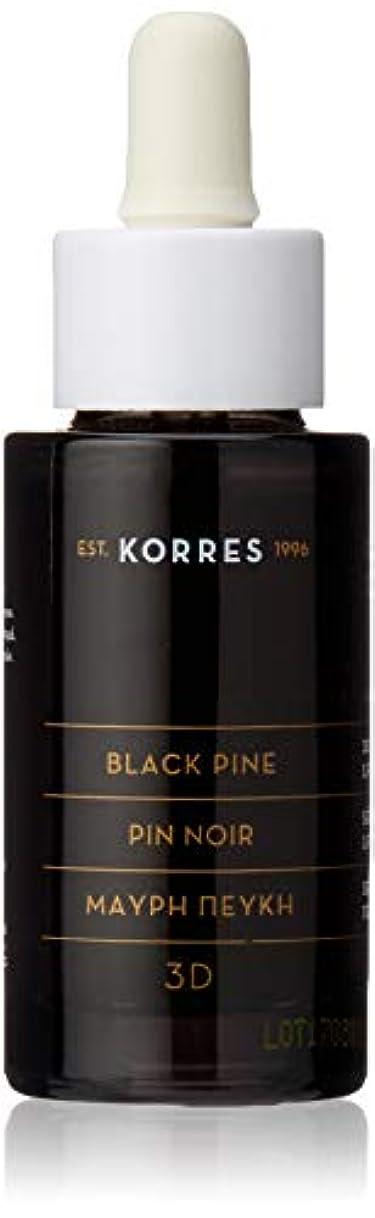 インク破壊する粉砕するコレス(KORRES) コレスナチュラルプロダクト ブラックパイン ファーミングフェイスセラム 30mL 美容液