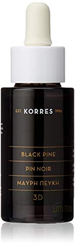 可能性ハロウィン差し控えるコレス(KORRES) コレスナチュラルプロダクト ブラックパイン ファーミングフェイスセラム 30mL 美容液