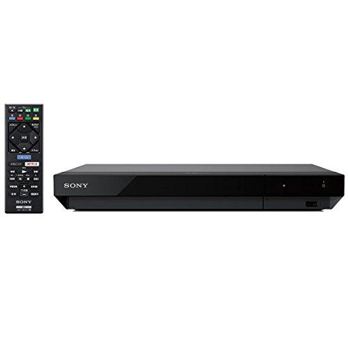 ソニー SONY ブルーレイプレーヤー/DVDプレーヤー UBP-X700 Ultra HDブルーレイ対応 4Kアップコンバート UBP-X700 BM (2018年モデル)