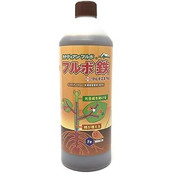 カナディアンフルボ鉄 プラスマルチミネラル1kg 植物の成長促進用 液肥 活性剤 活力剤