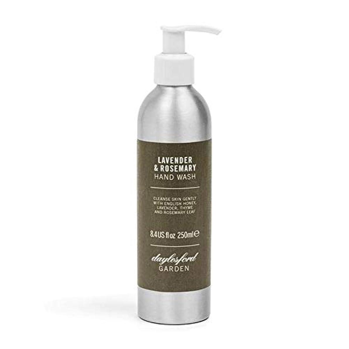 改修なくなる不毛[Daylesford ] デイルスフォードの天然ローズマリー&ラベンダーのハンドウォッシュ250ミリリットル - Daylesford Natural Rosemary & Lavender Hand Wash 250ml...
