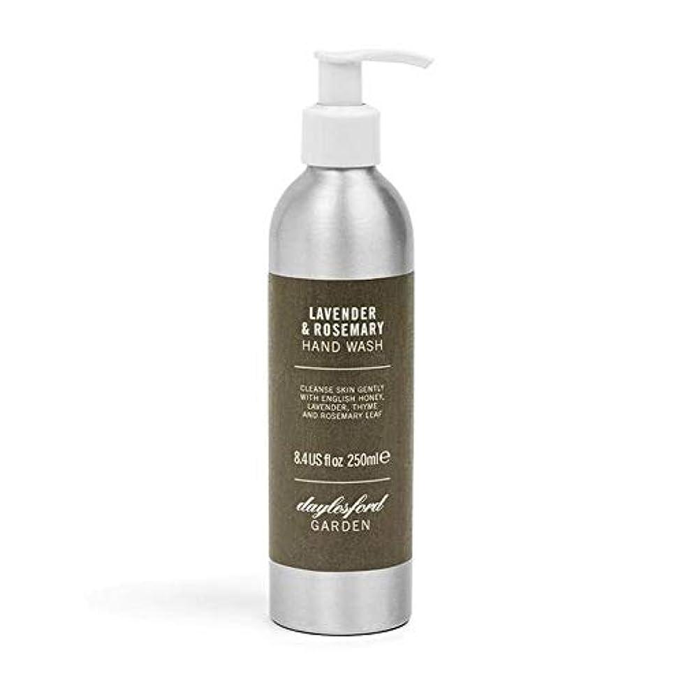 無秩序オンチャンピオン[Daylesford ] デイルスフォードの天然ローズマリー&ラベンダーのハンドウォッシュ250ミリリットル - Daylesford Natural Rosemary & Lavender Hand Wash 250ml...