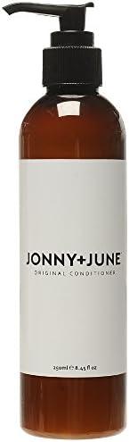 JONNY+JUNE Original Conditioner 250ml - Paraben Free, Vegan Friendly, Cruelty Free, Certified Organic Ingredients and Austra