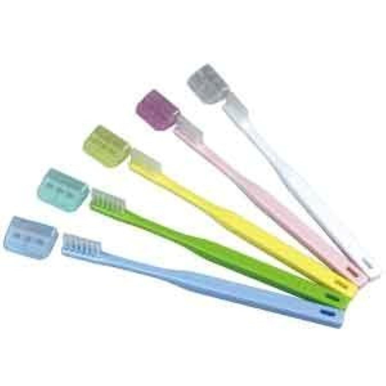 ギャングサイトラインウェブV-7 歯ブラシ ふつう コンパクトヘッド/5本入り