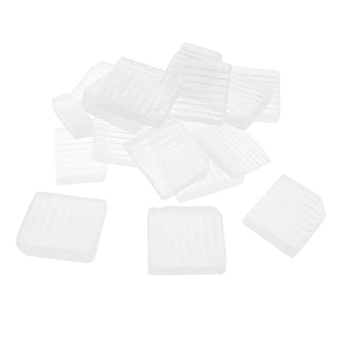 人差し指さらに楽しいSharplace 透明 石鹸ベース DIY 手作り 石鹸 約1 KG