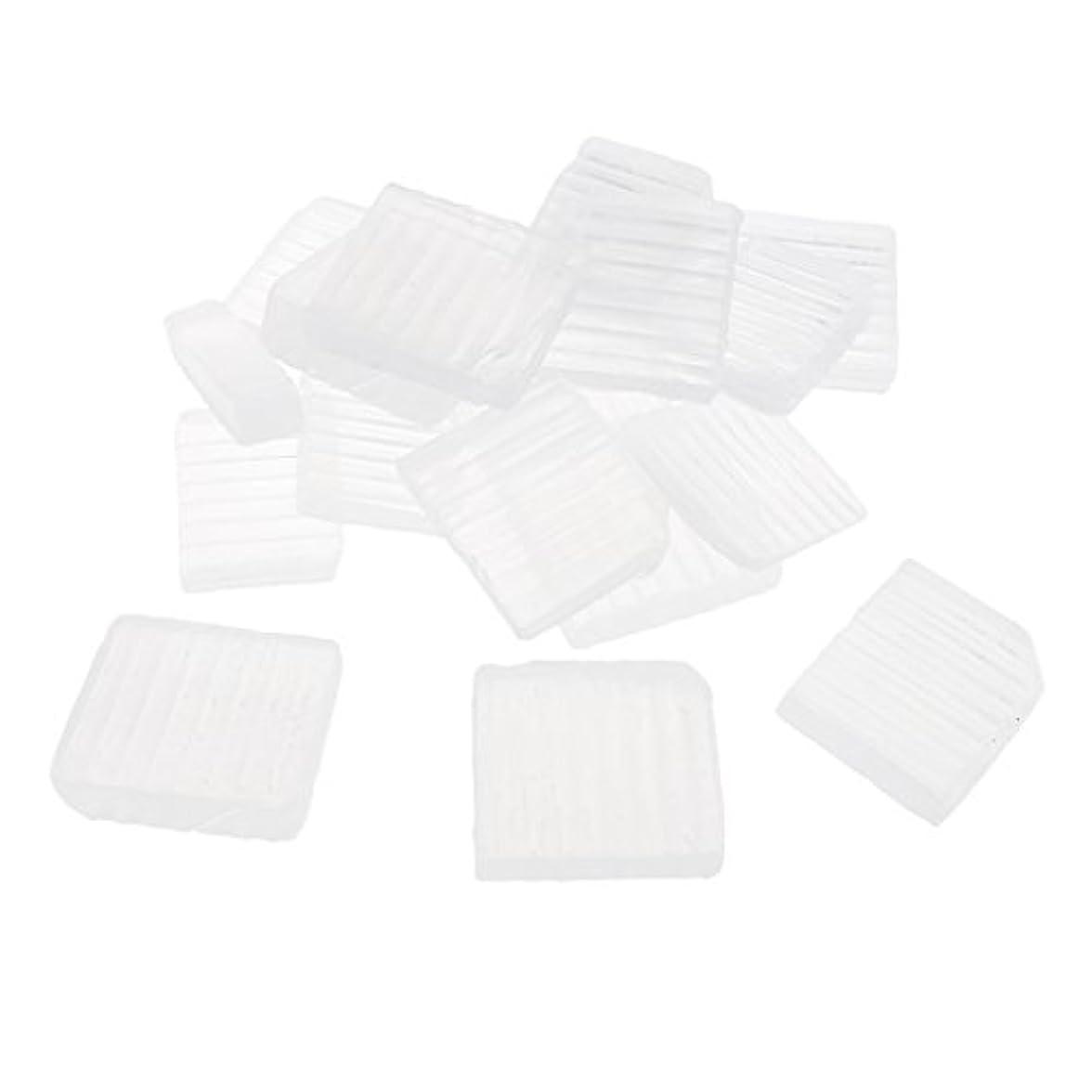 遺棄されたコストぼんやりした透明 石鹸ベース DIY 手作り 石鹸 約1 KG