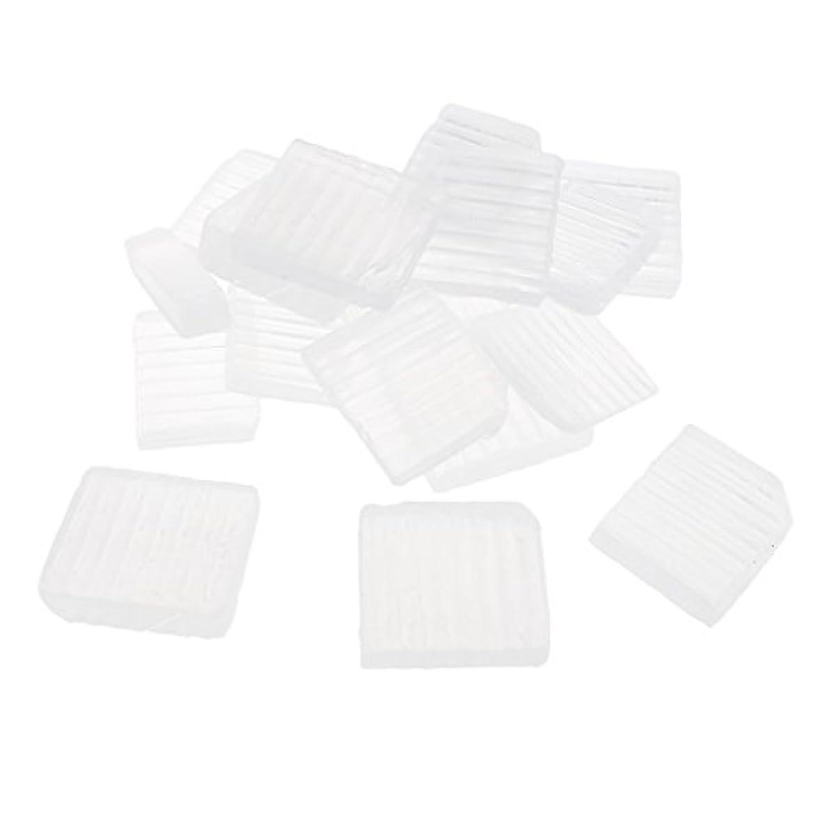 ましい代名詞息苦しいSharplace 透明 石鹸ベース DIY 手作り 石鹸 約1 KG