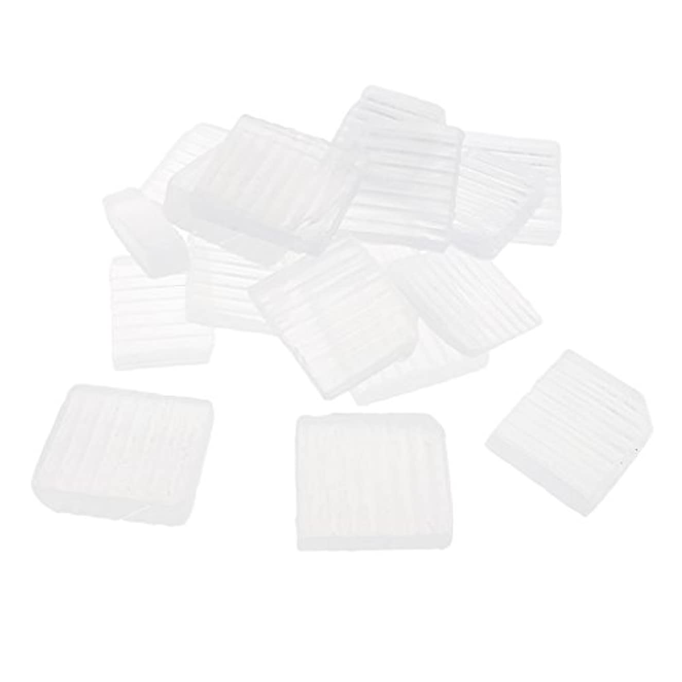 旋回ほうき脚本家Sharplace 透明 石鹸ベース DIY 手作り 石鹸 約1 KG