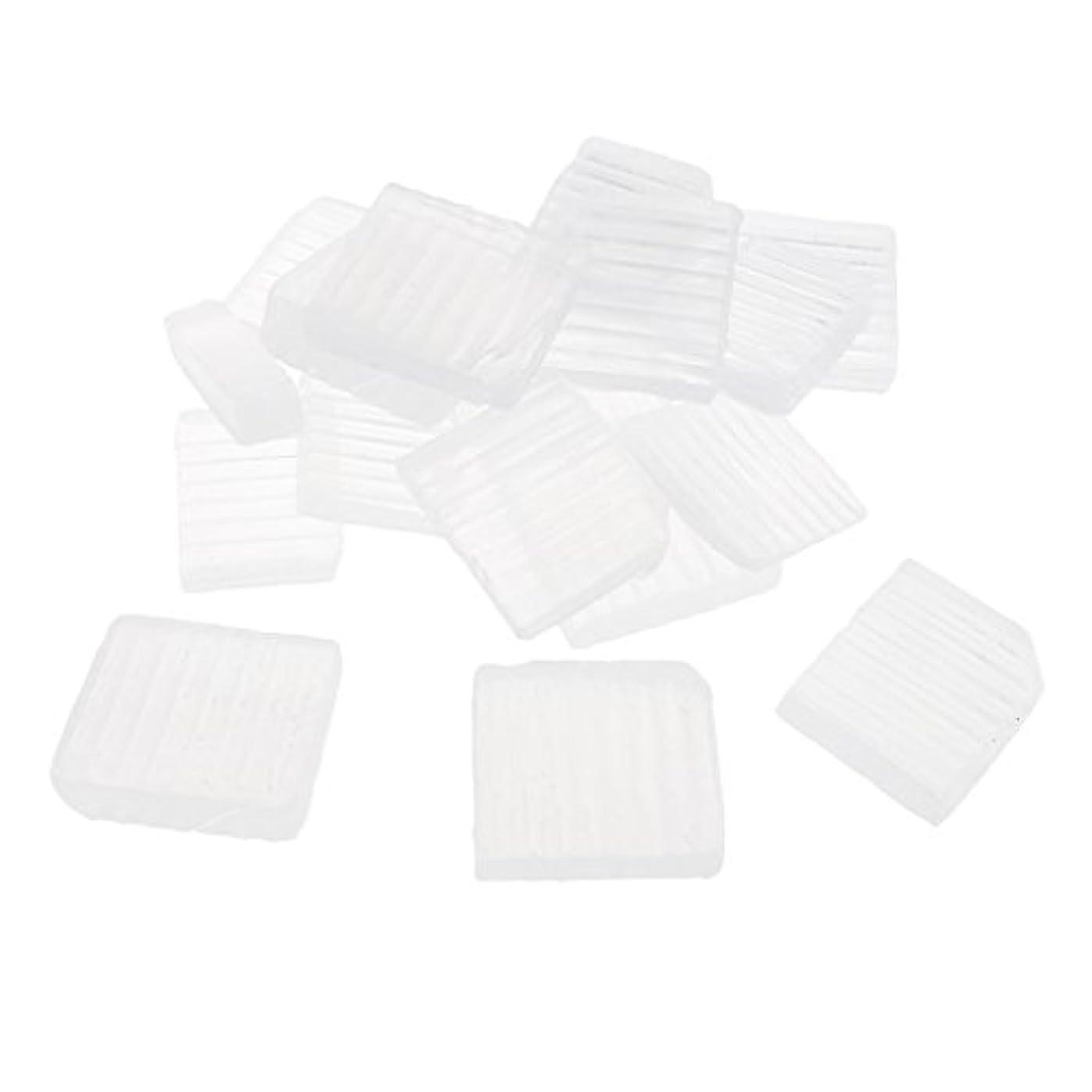 乞食トロイの木馬津波透明 石鹸ベース DIY 手作り 石鹸 約1 KG