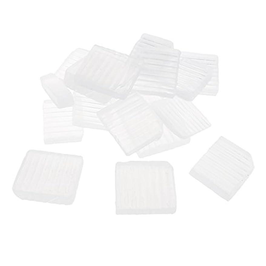 幸福助言する荒涼としたSharplace 透明 石鹸ベース DIY 手作り 石鹸 約1 KG