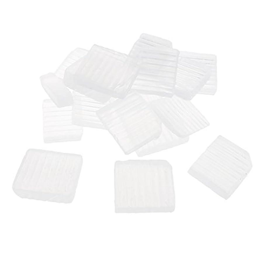 Sharplace 透明 石鹸ベース DIY 手作り 石鹸 約1 KG