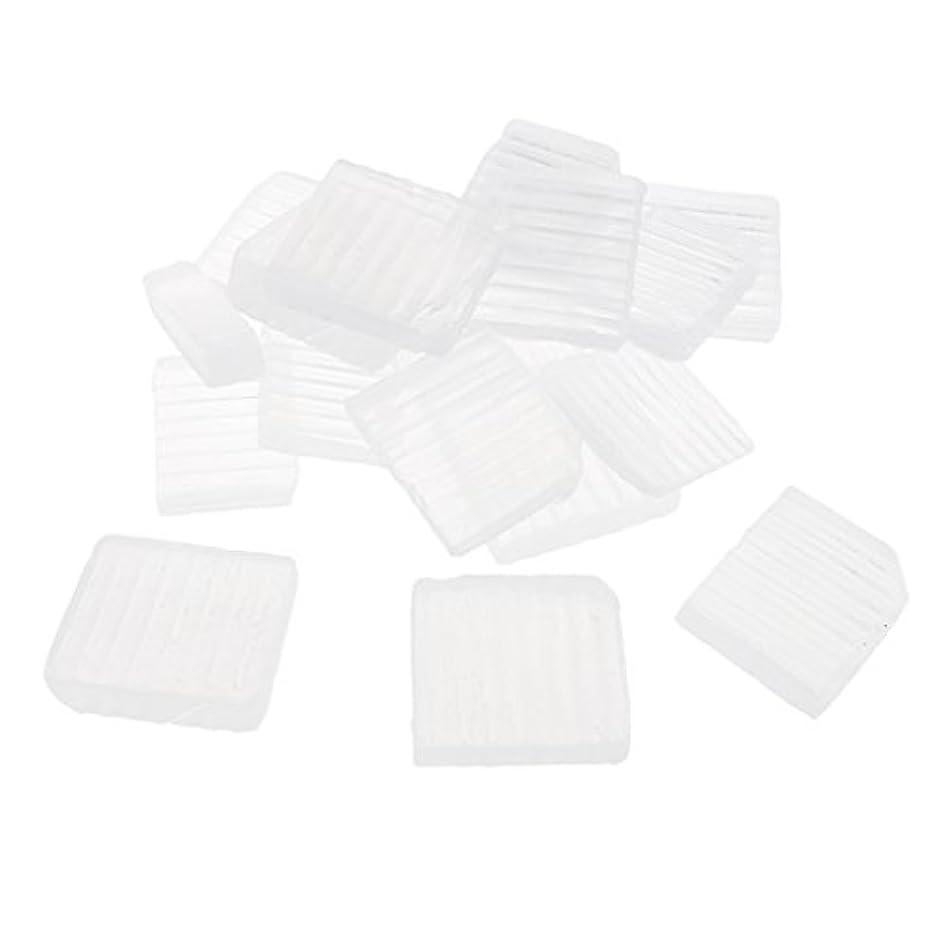 暗いキャンベラキノコ透明 石鹸ベース DIY 手作り 石鹸 約1 KG