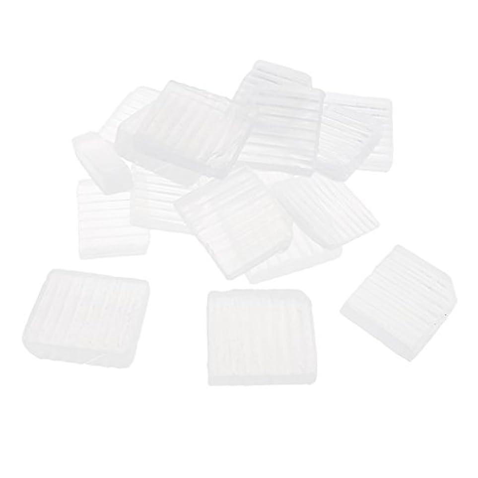リンク自分を引き上げるゲートウェイSharplace 透明 石鹸ベース DIY 手作り 石鹸 約1 KG