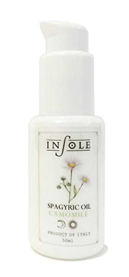 INSOLE(インソーレ) フラワーオイルカモミール