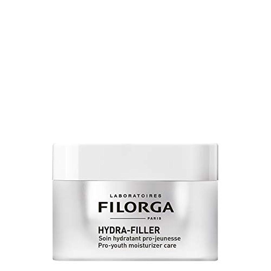 広告主ヒューム変動するFilorga Hydra-Filler Crema Hidratante Rejuvenecedora 50Ml