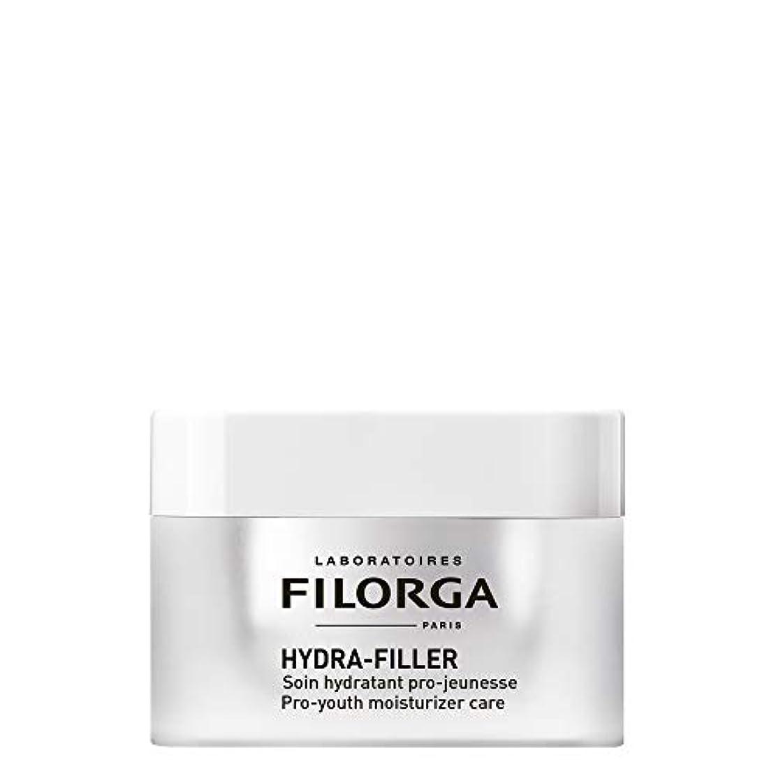 支給樫の木問題Filorga Hydra-Filler Crema Hidratante Rejuvenecedora 50Ml
