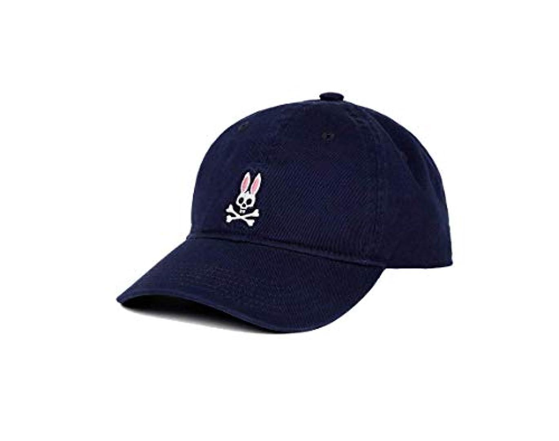 提供する工場ビートPsycho Bunny メンズ 野球帽 ウルトラマリン