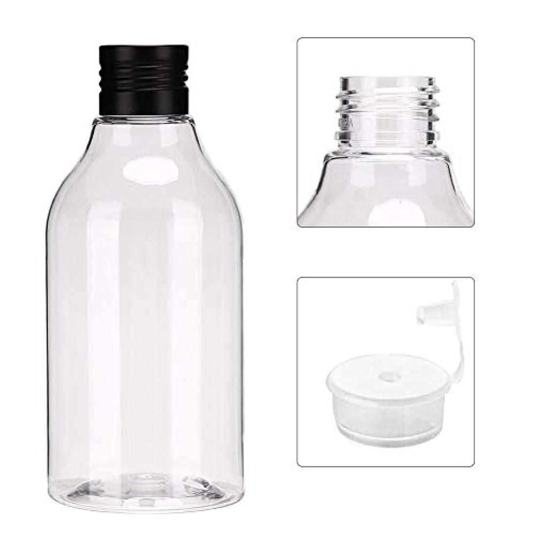 消費するライバルオール200 ML透明 薄い ネックトナー 空のストレー ジボトル詰め替え DIY 化粧液容器 ローションエマルジョントナー エッセンシャルオイル シャワージェル シャンプー
