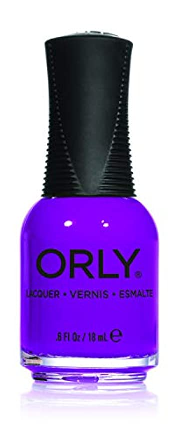 カナダ抹消ハンカチOrly Nail Lacquer - Purple Crush - 0.6oz / 18ml