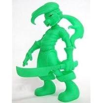 SILVERMAIN GID GREEN Edition Vinyl フィギュア 人形 フィギュア おもちゃ 人形 (並行輸入)