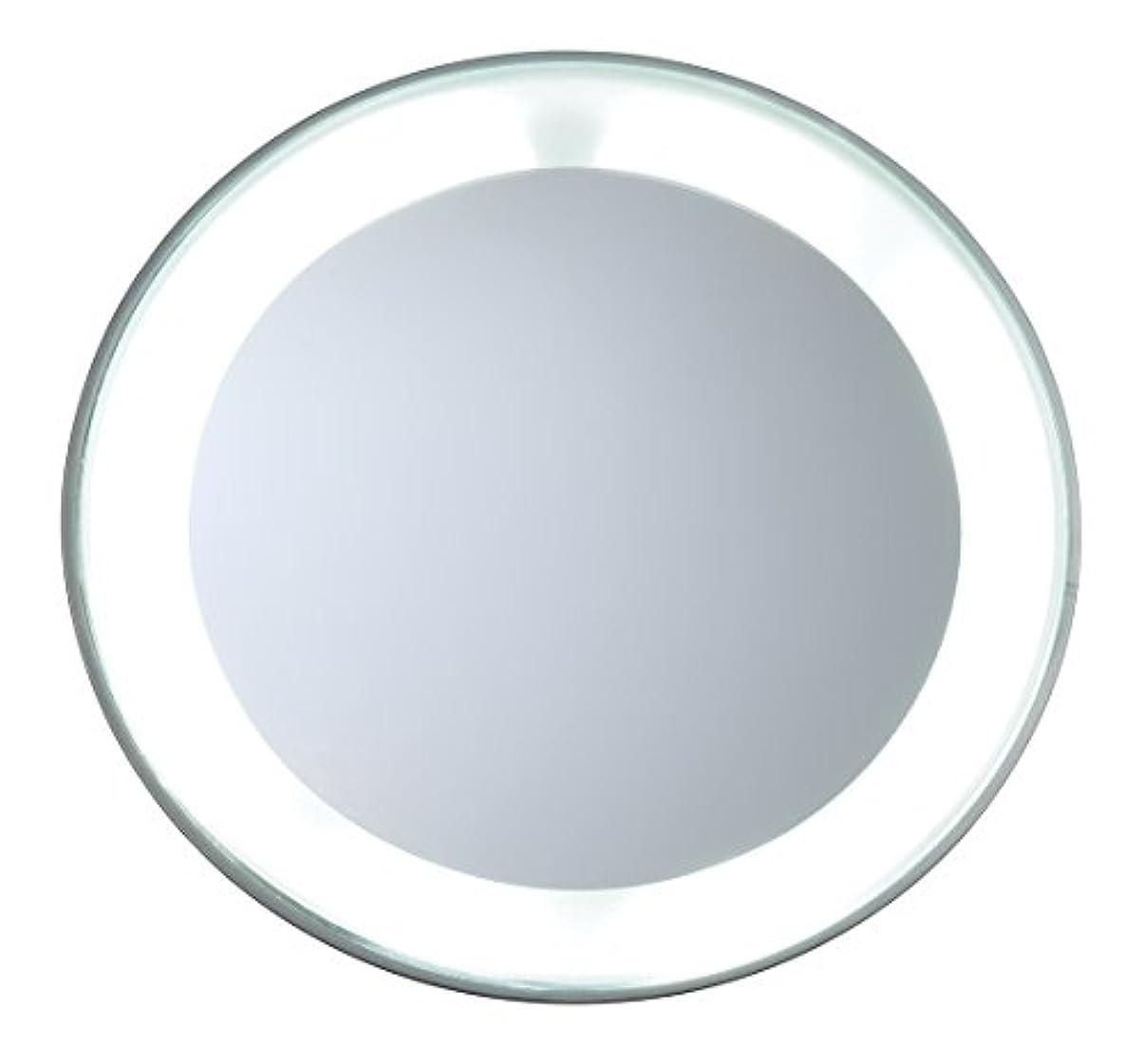 マーカーを除くトマトツィーザーマン マグニファイングミラーLEDライト付き (15倍拡大鏡/スタジオ コレクション)