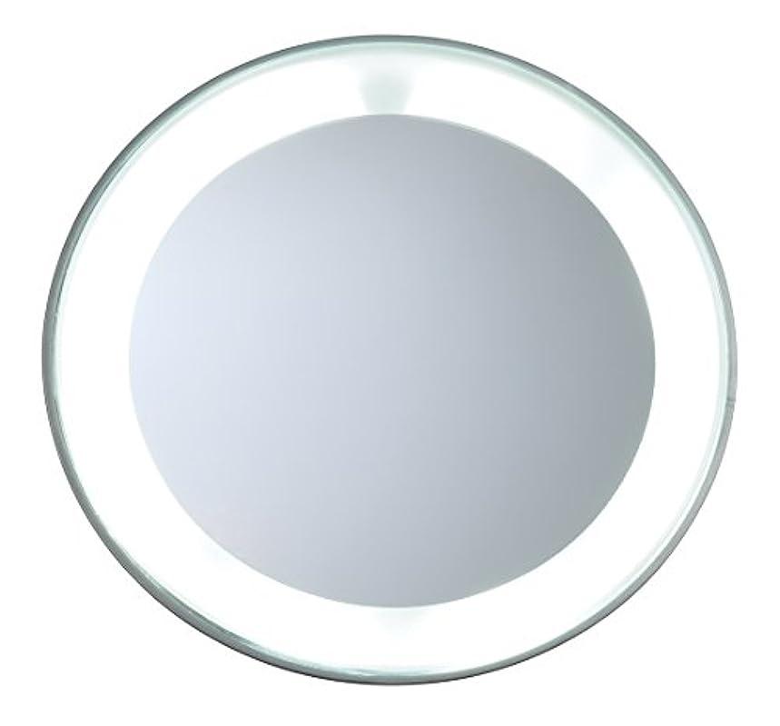 タック不純排出ツィーザーマン マグニファイングミラーLEDライト付き (15倍拡大鏡/スタジオ コレクション)