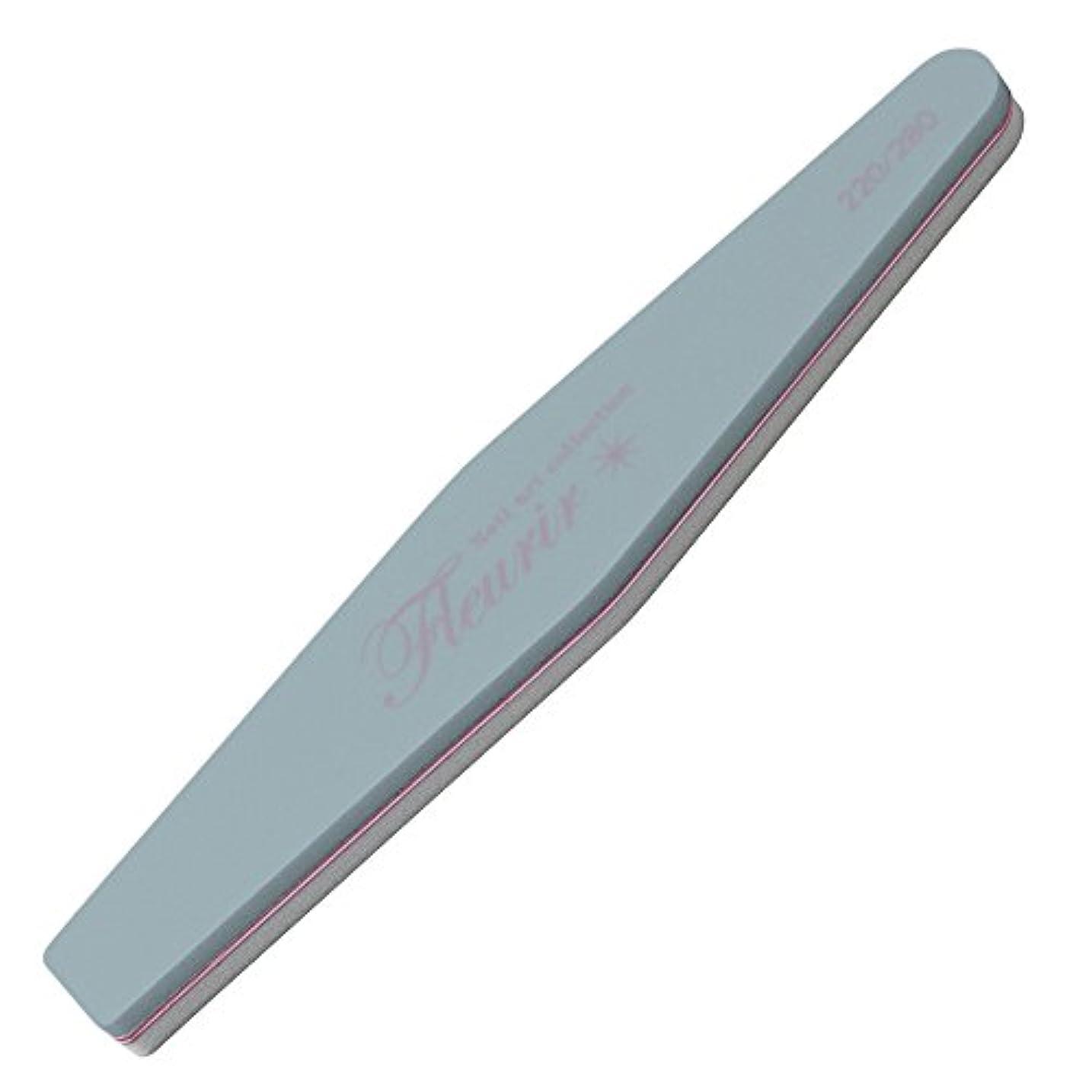 針平方膨張するFleurir スポンジファイル 220/280グリット