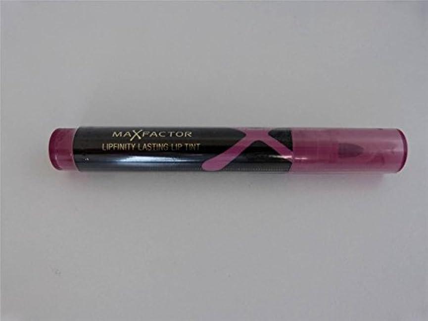 服を着る苦情文句彼は2 x Max Factor Lipfinity Lasting Lip Tint 2.5g - 03 Pink Princess