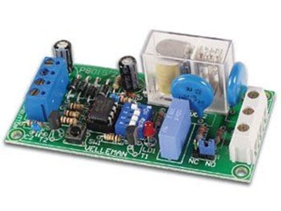 聖域教室行商人Velleman K8015 Multifunction Relay Switch [並行輸入品]