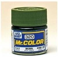 まとめ買い!! 6個セット 「Mr.カラー 濃松葉色 C320」