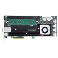 ARECA 6.0Gb/s SAS RAIDカード Dual Core 800MHz PCIe X8、1GB to 4GB SFF-8087x6/8088x1 ARC-1882ix-24