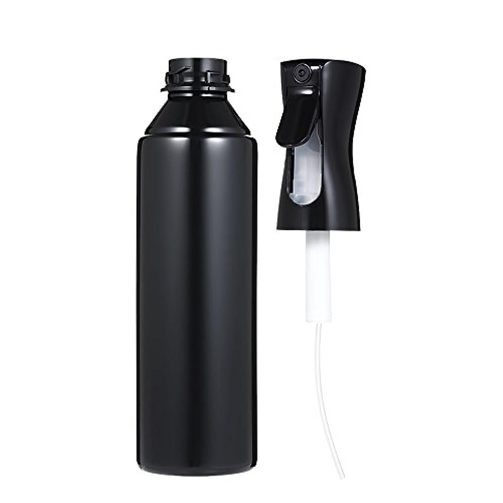 区画素晴らしさ時々Decdeal スプレーボトル サロン理髪用 美容スプレーナー 花植えツール 空水スプレー 150ml (300ml ブラック)