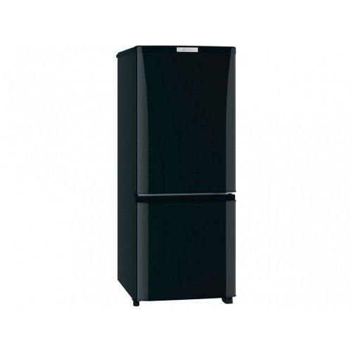 三菱 2ドア冷蔵庫(146L) MRP15Z-B サファイアブラック