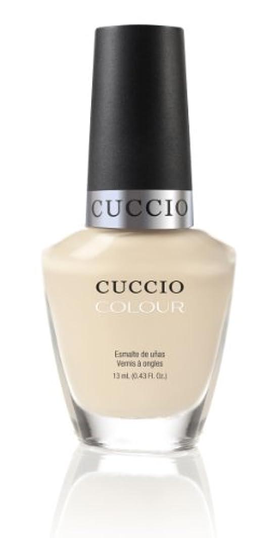 フェンス義務的薄いCuccio Colour Gloss Lacquer - So So Sofia - 0.43oz / 13ml