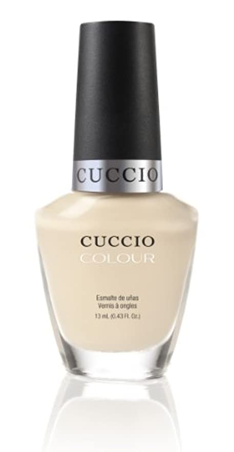汚染された石のジュニアCuccio Colour Gloss Lacquer - So So Sofia - 0.43oz / 13ml