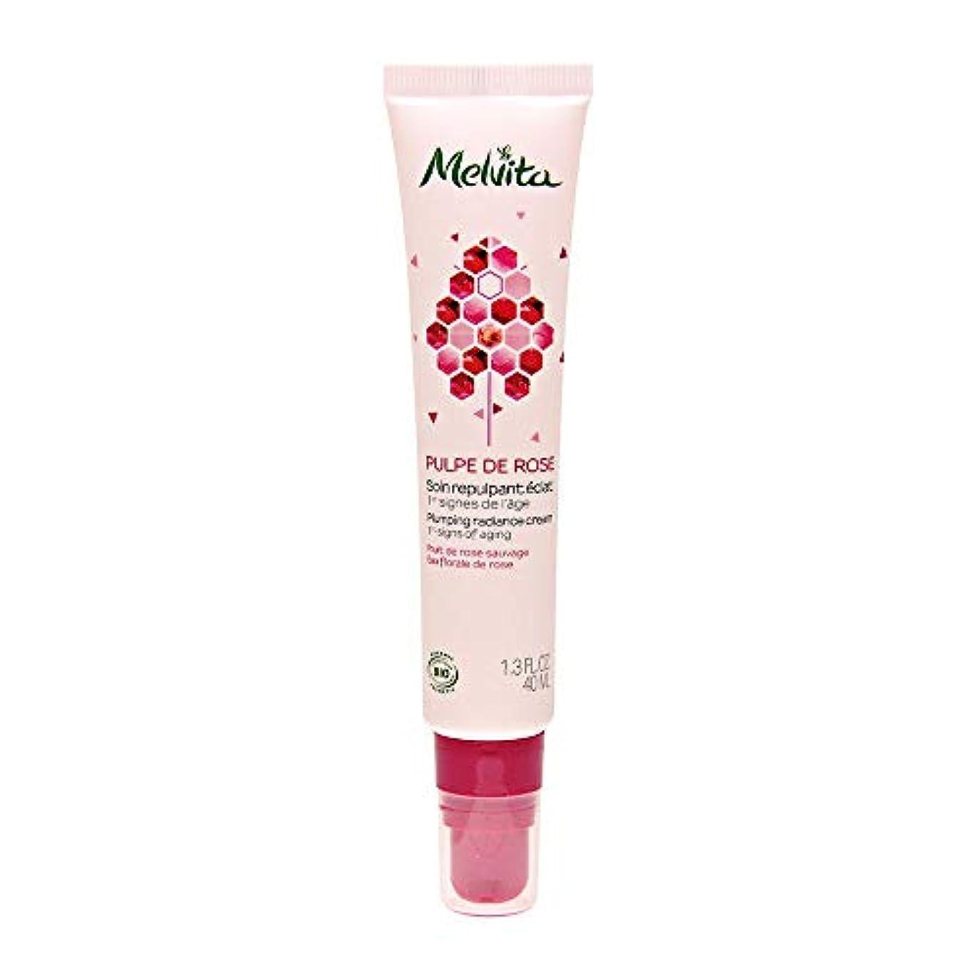 競争乳白くびれたメルヴィータ MELVITA パルプデローズ クリーム 40ml [並行輸入品]