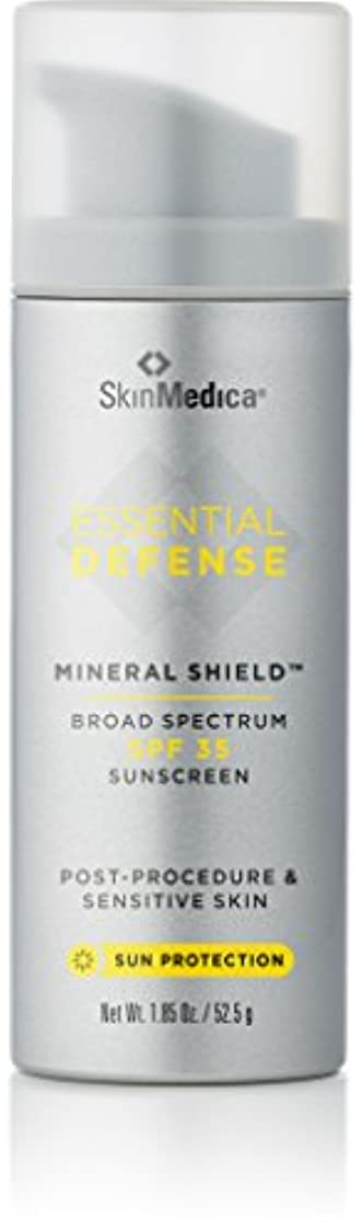 伝染病開始州スキンメディカ Essential Defense Mineral Shield Sunscreen SPF 35 52.5g/1.85oz
