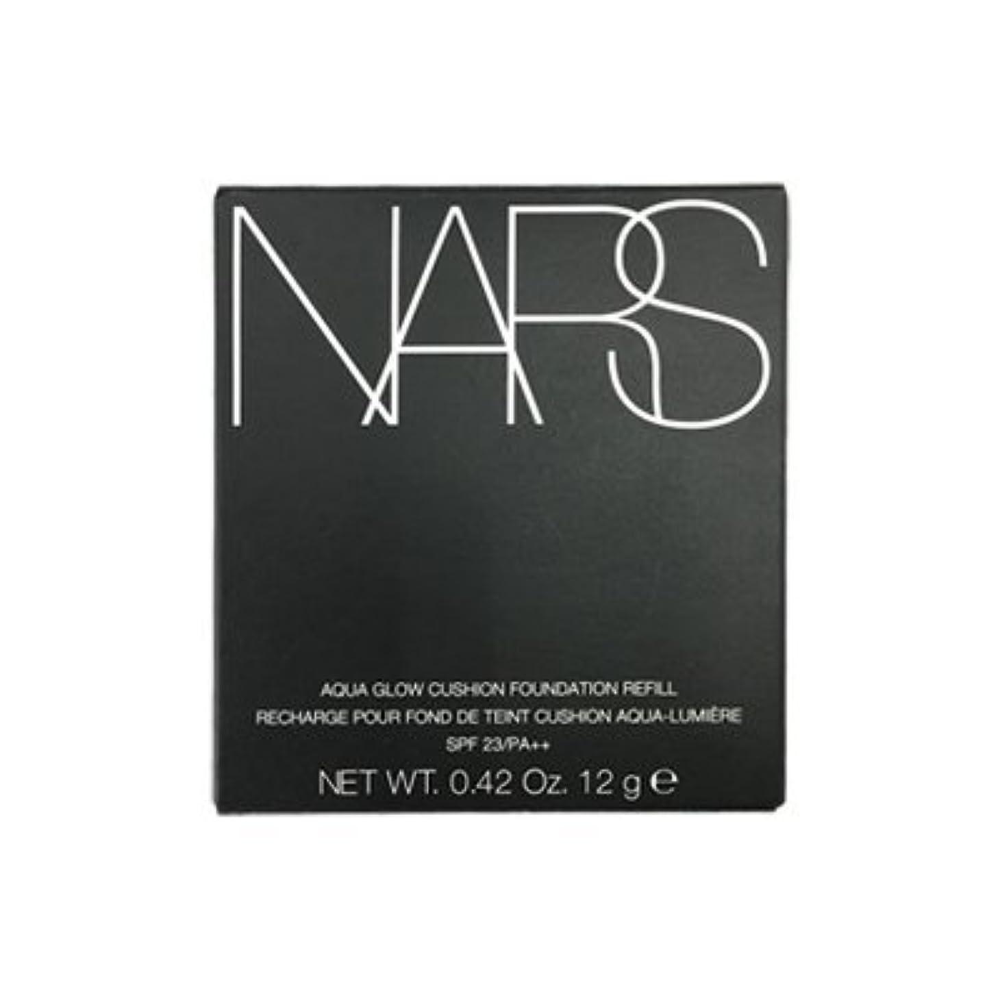 原始的な意味のある甲虫NARS アクアティックグロー クッションコンパクト レフィル SPF23/PA++ #6802 [並行輸入品]
