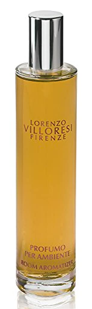 再現するすずめ受益者LORENZO VILLORESI ルームスプレー アラムート 100mL