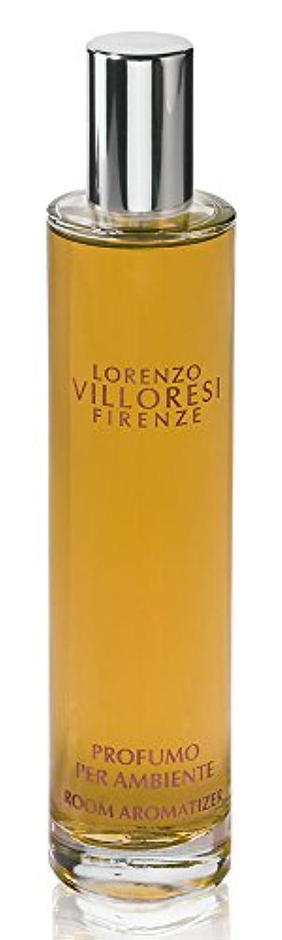物理的な潤滑する櫛LORENZO VILLORESI ルームスプレー アラムート 100mL