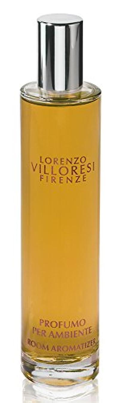 新鮮なスーパーマーケット尊敬するLORENZO VILLORESI ルームスプレー アラムート 100mL