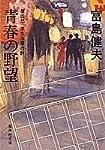 青春の野望 (第4部) (集英社文庫)