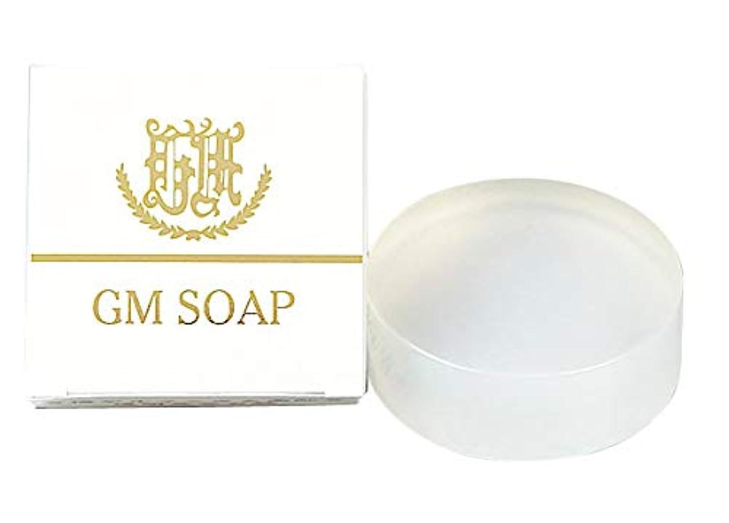フェンス提唱するゴシップ【GM SOAP(ジーエムソープ)】 100g
