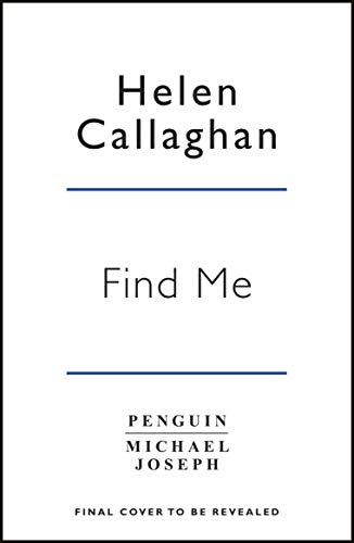 Find Me (English Edition)