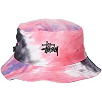 Stussy Women's Womens Graffiti Td Bucket Hat Cotton Pink